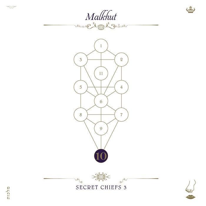 Masada Book 3—The Book Beri'ah: Keter album cover.