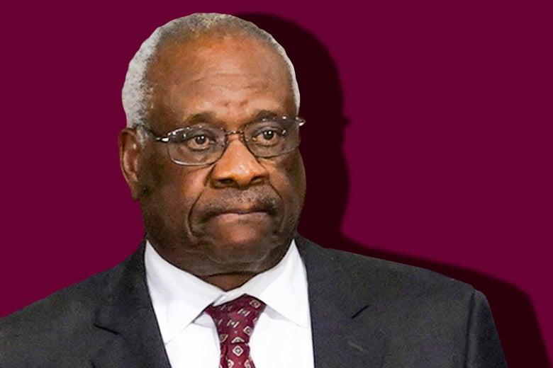 Clarence Thomas.