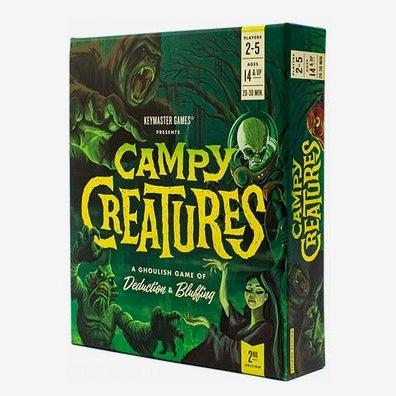 Campy Creatures game