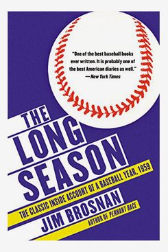 """The Long Season"" by Jim Brosnan"