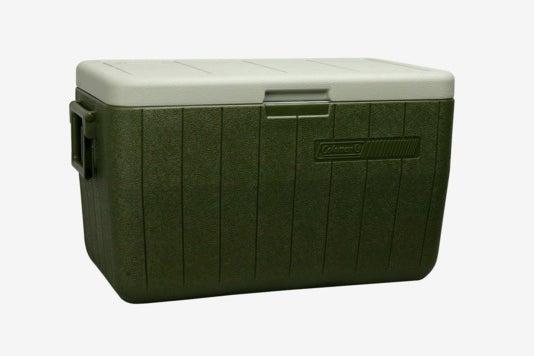 Coleman 48-Quart Performance Cooler.