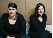 The Mulleavy sisters of Rodarte          Click image to expand.