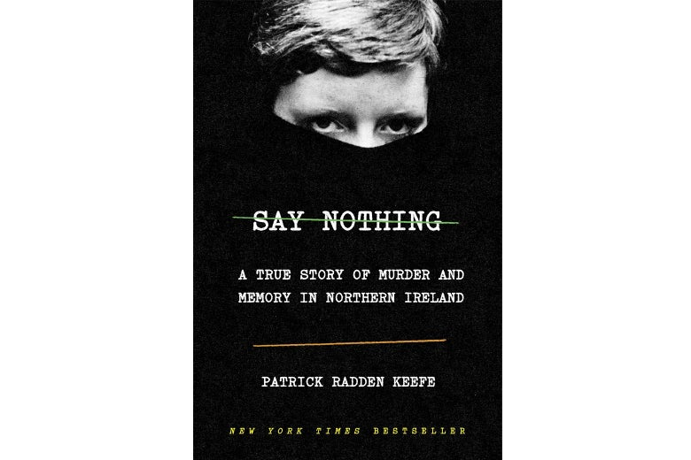 Say Nothing book cover.