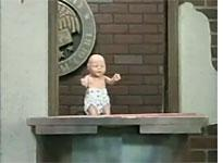 This baby talks, but will his message help sell MTV2?