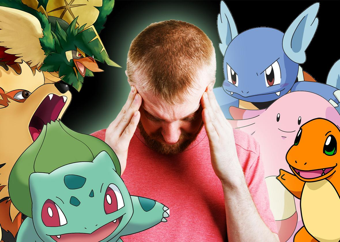 I am a hardcore Pokemon Go player, and I might not be OK