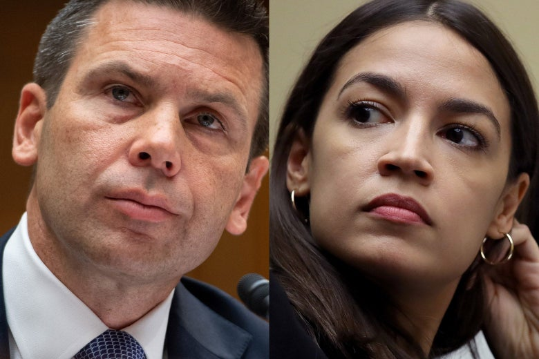 AOC Is Right: The Department of Homeland Security Should Be Dissolved.