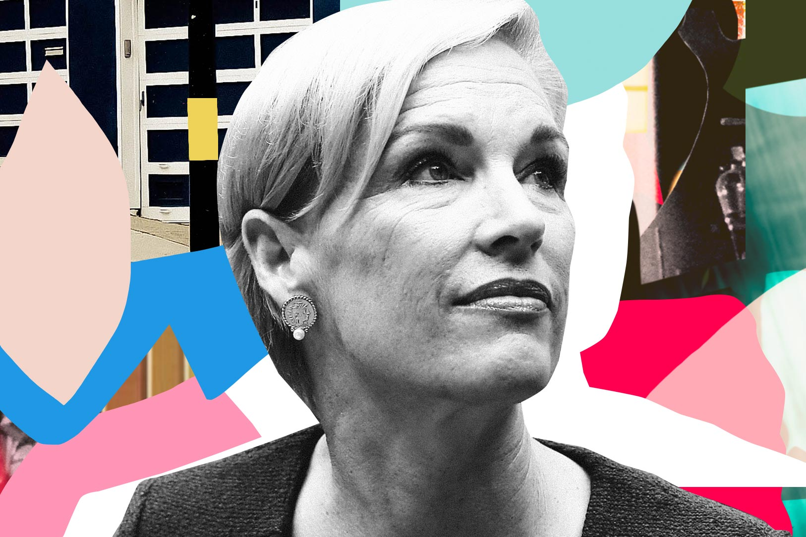 Cecile Richards.