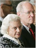 Justices O'Connor and Kennedy. Click image to expand