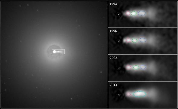 black hole jet