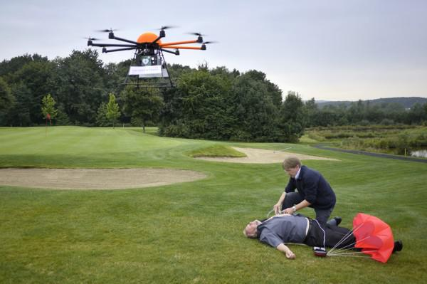 Five Ways Drones Could Do Some Good In 2014