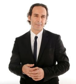 Composer Alexandre Desplat at the 85th Academy Awards Nominations Luncheon.