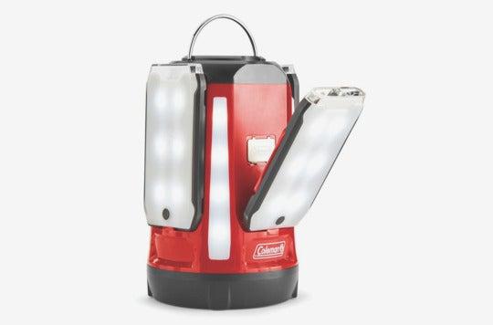 Coleman Quad Pro 800l LED Lantern.