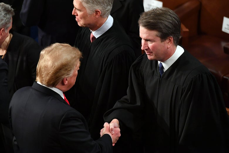 Brett Kavanaugh Did Touch Yale Classmates With His Penis—