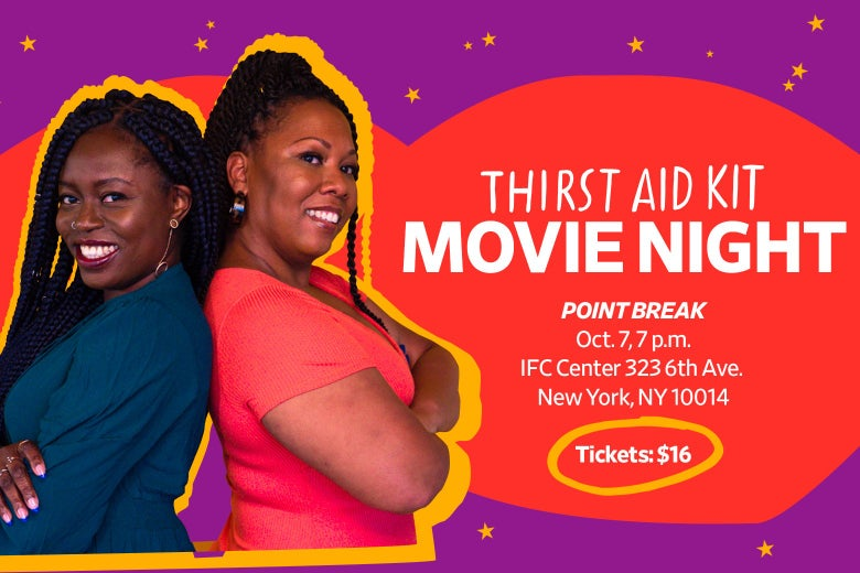 TAK movie night at IFC description