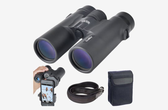 Aurosports 10x25 Folding High Powered Binoculars.