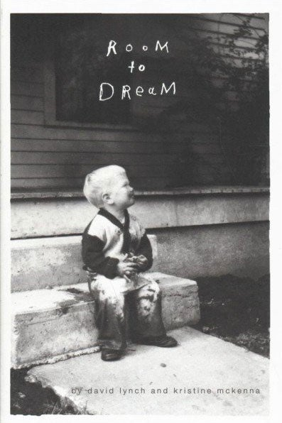 Room to Dream book cover.