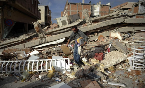 A magnitude 5.1 quake that killed 9 people in southern Spain in May 2011 has been linked to decades of groundwater extraction in the region.