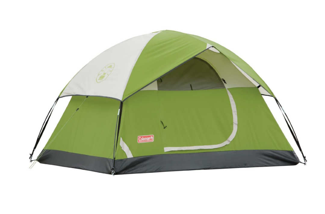 Sundome Two-Person Tent.