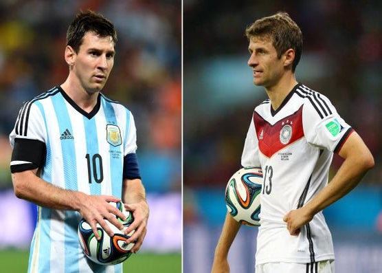 8aa60ce32 There can only be one World Cup champion. But can t both sides have  greatness