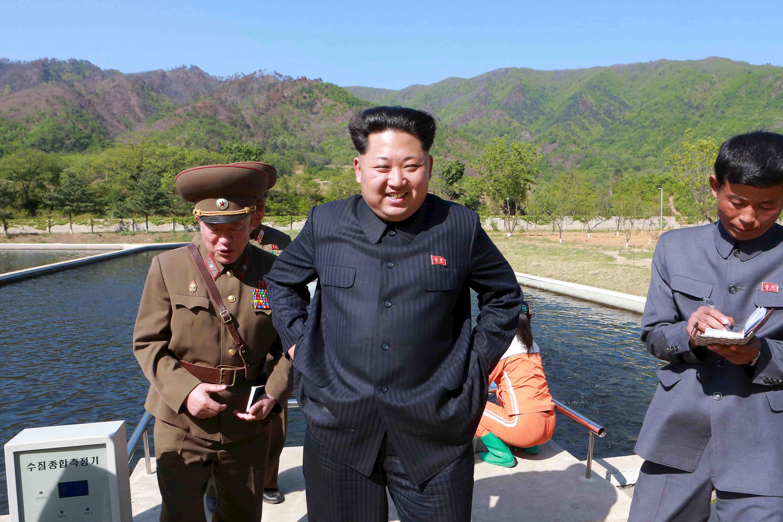 weekly vide north korea - HD4856×3237