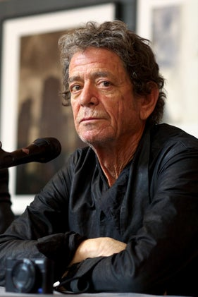 Remembering Lou Reed's Wonderfully Bitter Politics