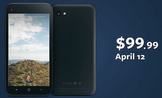 The HTC First will be the first phone to come with Facebook Home preinstalled as the default home screen.