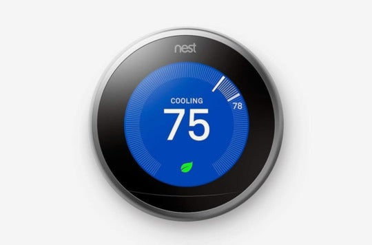 Nest (T3007ES) Learning Thermostat.