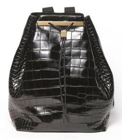 The Olsen twins backpack. Click to expand image.