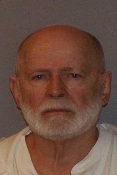 """Former mob boss and fugitive James """"Whitey"""" Bulger, who was arrested in Santa Monica, California on June 22, 2011 along with his longtime girlfriend Catherine Greig, is seen in a booking mug photo released to Reuters on August 1, 2011.   Bulger fled Boston in late 1994 after receiving a tip from a corrupt FBI agent that federal charges were pending. Greig joined him a short time later and has been charged with harboring Bulger as a fugitive."""