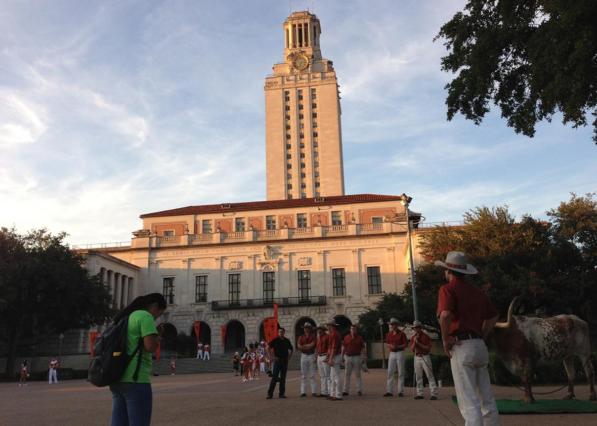 University of Texas-Austin.