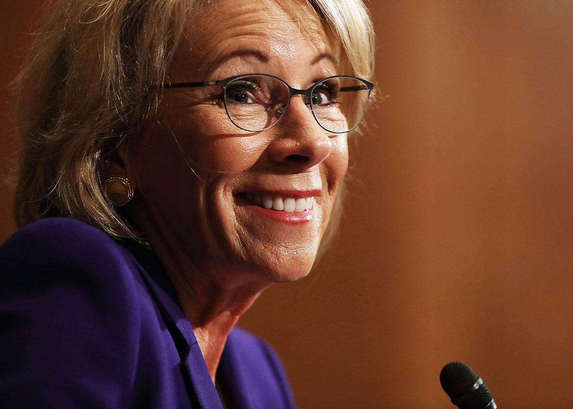 Betsy Devos Is Wrong About >> Betsy Devos Thinks Education Needs To Be More Like Business