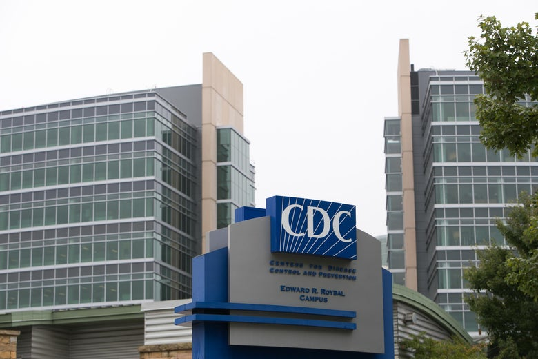 Exterior of the Centers for Disease Control (CDC) headquarters is seen on October 13, 2014 in Atlanta, Georgia. Frieden urged hospitals to watch for patients with Ebola symptoms who have traveled from the tree Ebola stricken African countries.