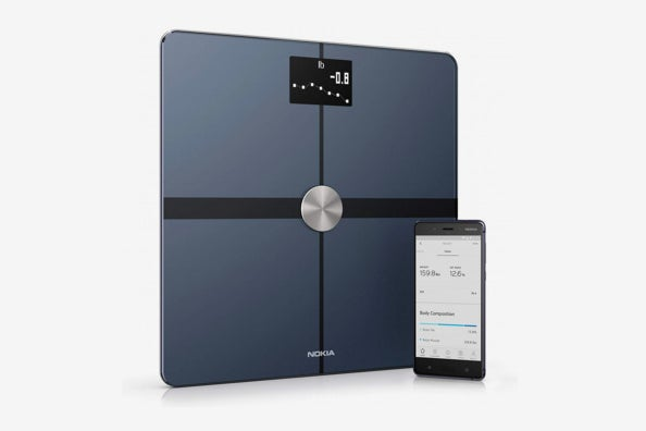 Withings Nokia Body+ Smart Body Composition Wi-Fi Digital Scale.