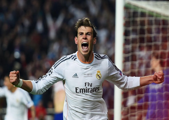 Champions League Final 2014 Real Madrid Beats Atletico 4 1 To Win