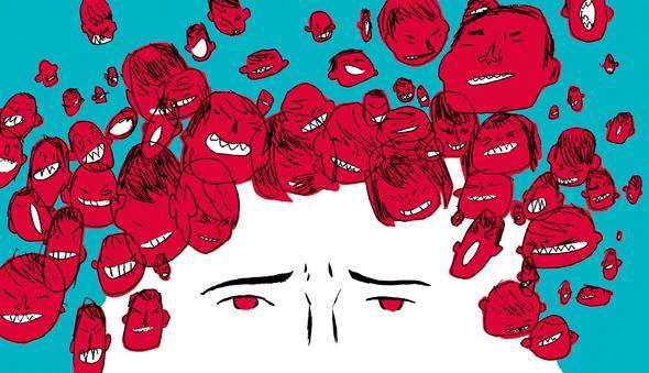Illustration by Ken Niimura