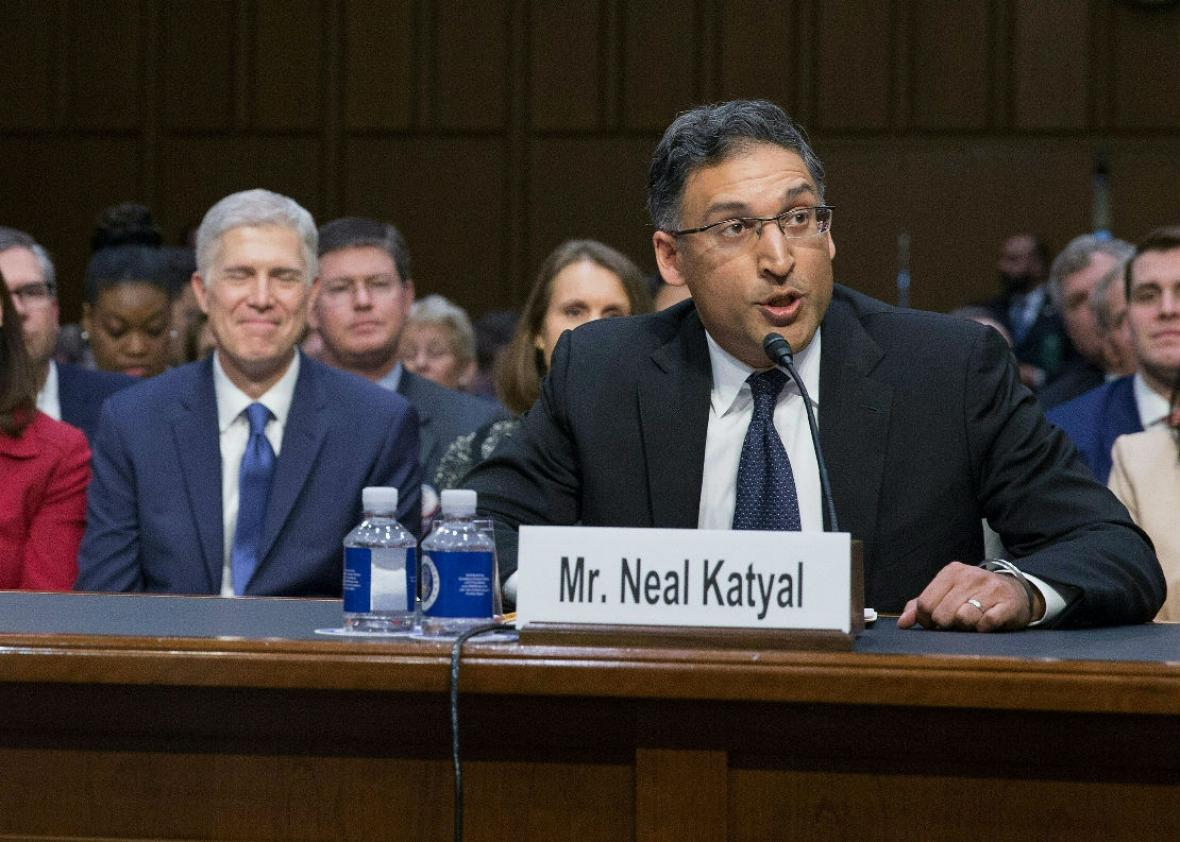 Image result for photos neal katyal