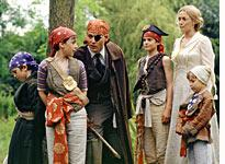 Scene from Finding Neverland