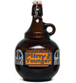Russian River's Pliny The Younger is an Imperial IPA.