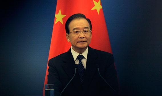 China's Premier Wen Jiabao.