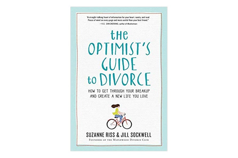 The Optimist's Guide to Divorce book cover
