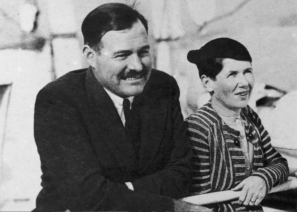Hemingway and Pfeiffer
