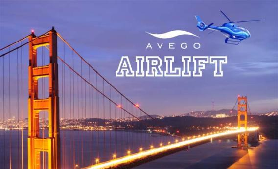 Avego airlift ad