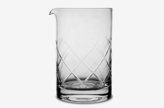 Kotai Japanese-style mixing glass.