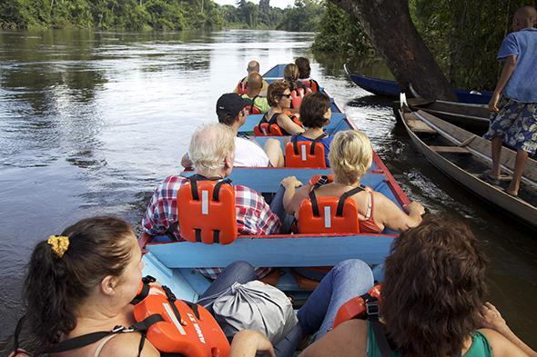 Dutch tourists