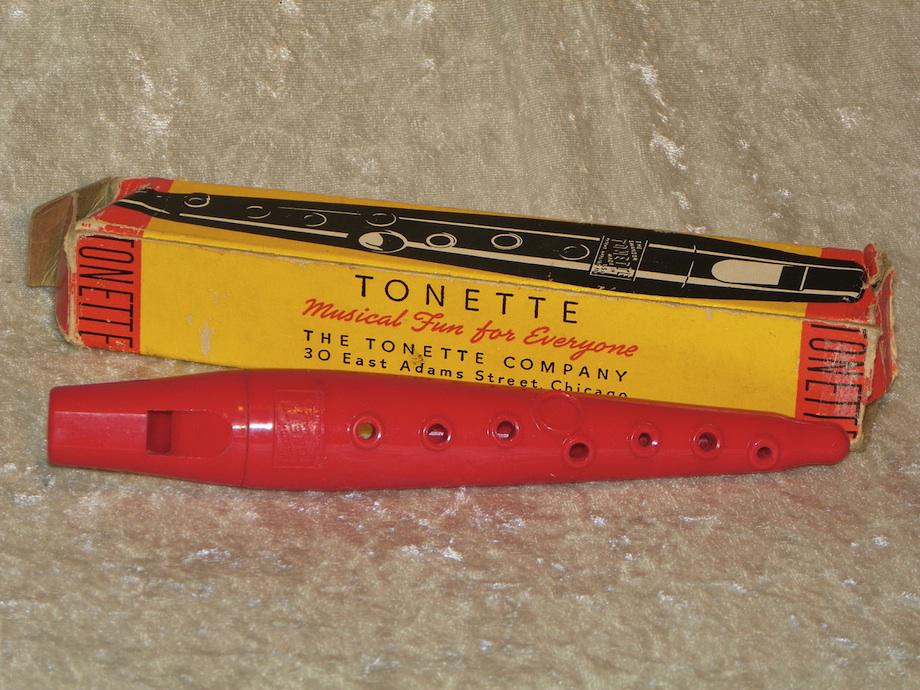 Tonette Flute