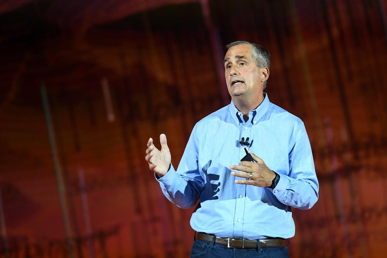 After A Consensual Affair Brian Krzanich Is Out As Intels Ceo