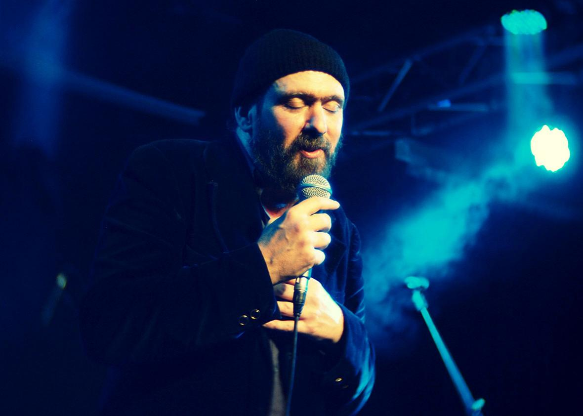 Mark Eitzel.
