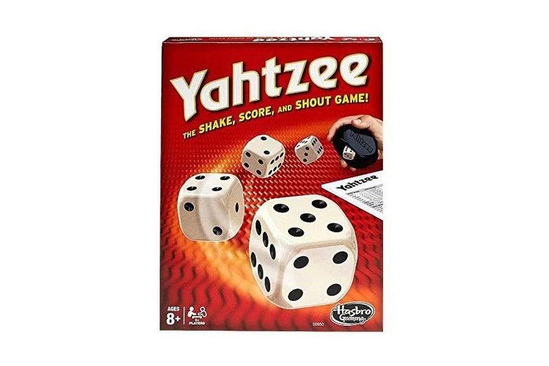 Yahtzee.