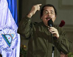 Nicaraguan President Daniel Ortega. Click image to expand.
