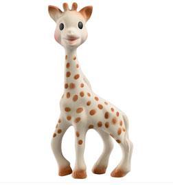 Vulli Sophie the Giraffe Teether.